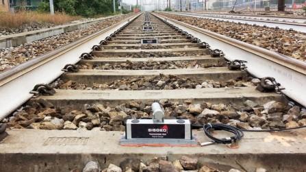 轨道变形监测系统,轨道交通变形监测系统,铁道变形监测系统